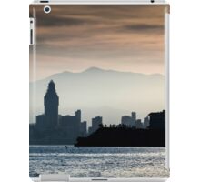 Benidorm skyline Spain iPad Case/Skin