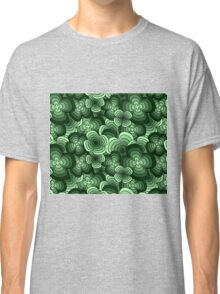 Pattern - Four Leaf Clover Classic T-Shirt