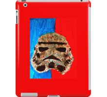 crazy stormtrooper  iPad Case/Skin