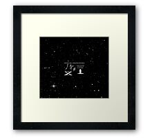 Unsolved Cases. Unexplained Phenomena. Framed Print