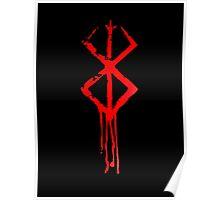 Berserk Symbol Poster