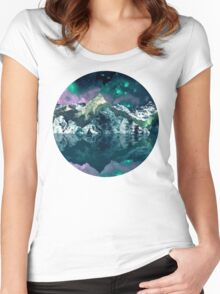 Oceans Women's Fitted Scoop T-Shirt