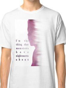 Buffy Summers - The Vampire Slayer Classic T-Shirt