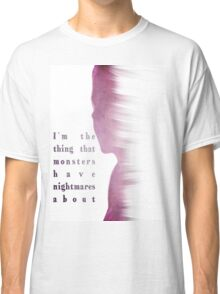 Buffy Summers - The Vampire Slayer Classic T-Shirt