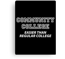 community 2 Canvas Print