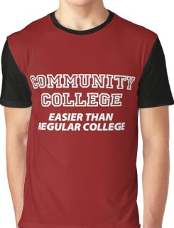 community 2 Graphic T-Shirt