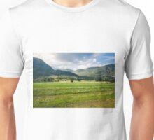 Landscpe near Bohinj lake Unisex T-Shirt