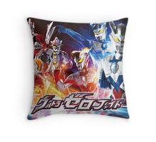 A New Power Throw Pillow