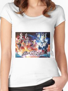 A New Power Women's Fitted Scoop T-Shirt
