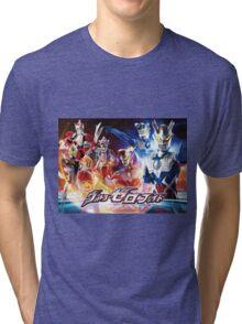 A New Power Tri-blend T-Shirt