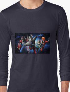 Ultraman Full Long Sleeve T-Shirt