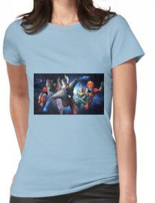 Ultraman Full Womens Fitted T-Shirt