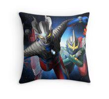 Ultraman Full Throw Pillow