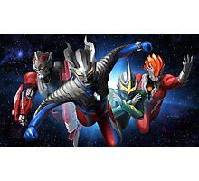 Ultraman Full Photographic Print