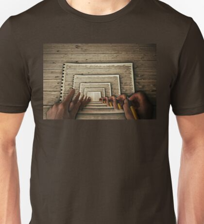 Hypnotic Workplace Unisex T-Shirt