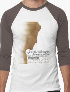 Angelus  Men's Baseball ¾ T-Shirt