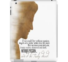 Angelus  iPad Case/Skin