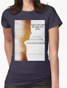 """Alexander """"Xander"""" Harris Womens Fitted T-Shirt"""
