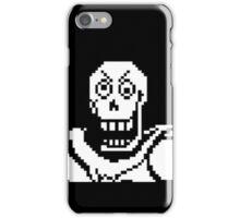 New Undertale Papyrus iPhone Case/Skin