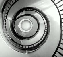 Steelworks staircase Sticker