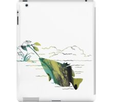archerfish iPad Case/Skin