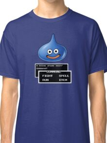 Dragon Quest Slime Command Classic T-Shirt