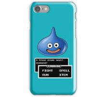 Dragon Quest Slime Command iPhone Case/Skin