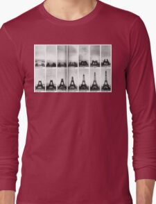 Building The Tower Long Sleeve T-Shirt