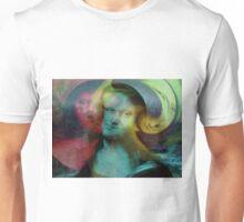 Monna Lisa Unisex T-Shirt