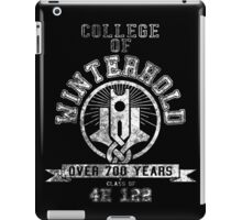 College of Winterhold - Skyrim - College Jersey iPad Case/Skin