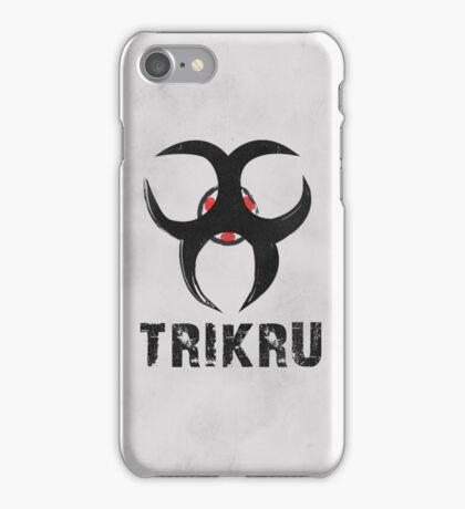 The 100 Trikru Symbol iPhone Case/Skin