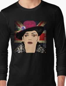 BOY GEORGE  Long Sleeve T-Shirt
