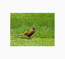 Common Pheasant male Unisex T-Shirt