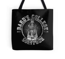 Bard's College - Skyrim - College Jersey Tote Bag