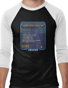 Borderlands Weapon Mod Men's Baseball ¾ T-Shirt