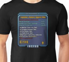 Borderlands Weapon Mod Unisex T-Shirt