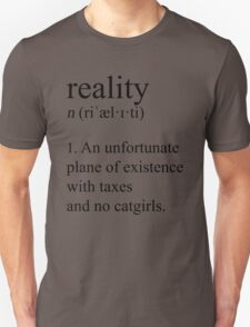 Well adjusted adult. (Lightmode) Unisex T-Shirt