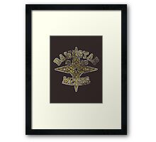 Dawnstar Miners - Skyrim - Football Jersey Framed Print