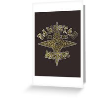 Dawnstar Miners - Skyrim - Football Jersey Greeting Card