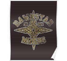 Dawnstar Miners - Skyrim - Football Jersey Poster