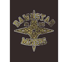Dawnstar Miners - Skyrim - Football Jersey Photographic Print