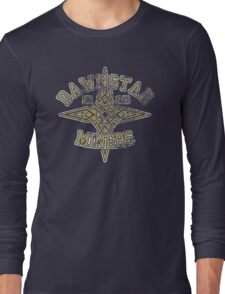 Dawnstar Miners - Skyrim - Football Jersey Long Sleeve T-Shirt