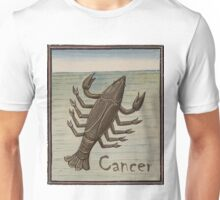 Cancer 15th Century Painting Unisex T-Shirt