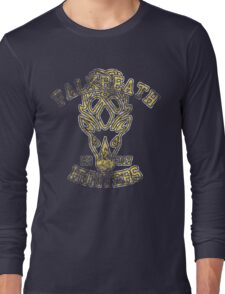 Falkreath Hunters - Skyrim - Football Jersey Long Sleeve T-Shirt