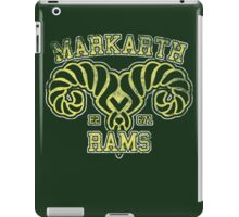 Markarth Rams - Skyrim - Football Jersey iPad Case/Skin