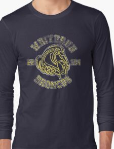 Whiterun Broncos - Skyrim - Football Jersey Long Sleeve T-Shirt