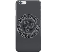 Morthal Lumberjacks - Skyrim - Football Jersey iPhone Case/Skin