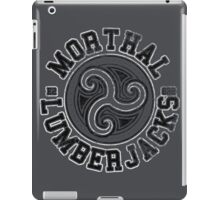 Morthal Lumberjacks - Skyrim - Football Jersey iPad Case/Skin