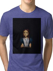 Alice in Darkness Tri-blend T-Shirt