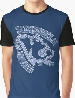 Windhelm Wildbears - Skyrim - Football Jersey Graphic T-Shirt